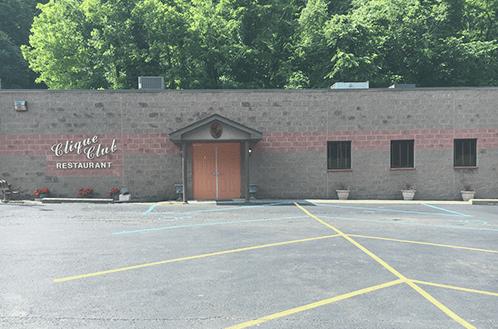 Clique Club Restaurant building
